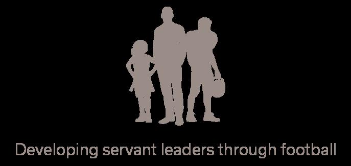 Developing servant leaders through football
